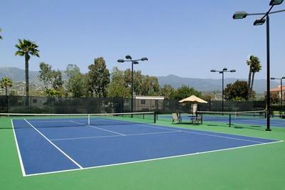 Kích thước sân tennis tiêu chuẩn thi đấu