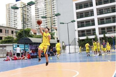 Top 10 sân bóng rổ tốt nhất Hà Nội
