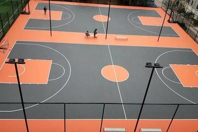 Thiết kế & Thi công xây dựng sân bóng rổ