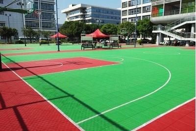 Kích thước sân bóng rổ tiêu chuẩn thi đấu và sân bóng rổ mini