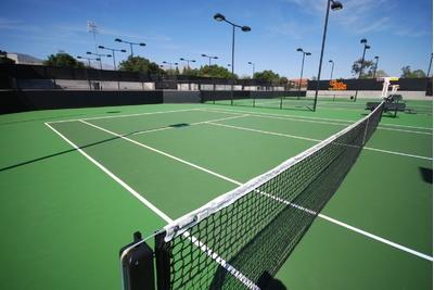 Đôi điều về cỏ nhân tạo sân tennis