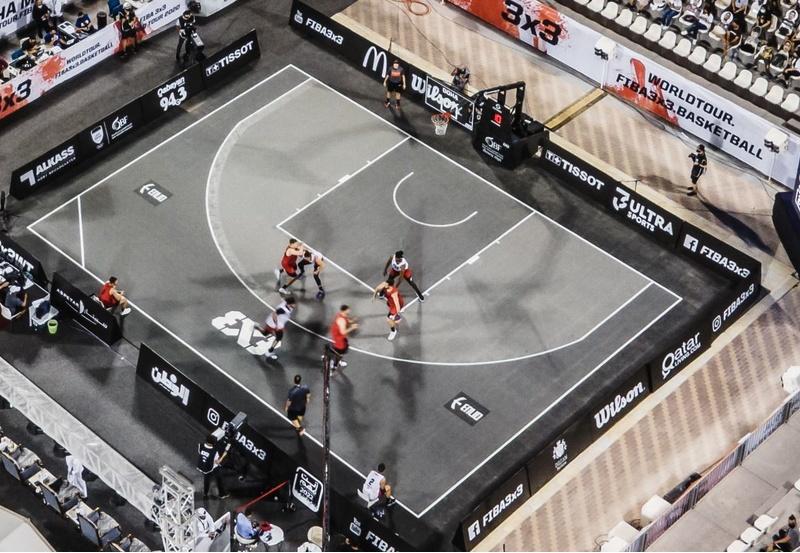 Luật thi đấu bóng rổ 3x3