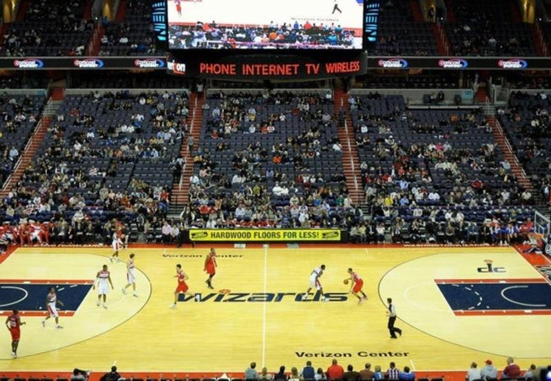Kích thước sân bóng rổ tiêu chuẩn thi đấu