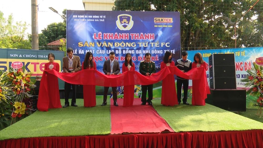 Nhà thi đấu thể thao ĐH Thái Nguyên