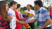 Sân bóng Đại học Thành Đông