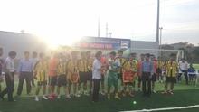 Sân bóng Thành Đông