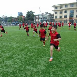 Sân bóng Đại học Thủy Lợi