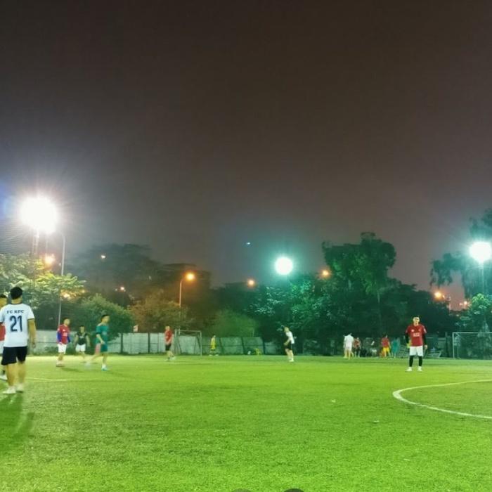 Sân bóng đá nhân tạo Tân Mỹ
