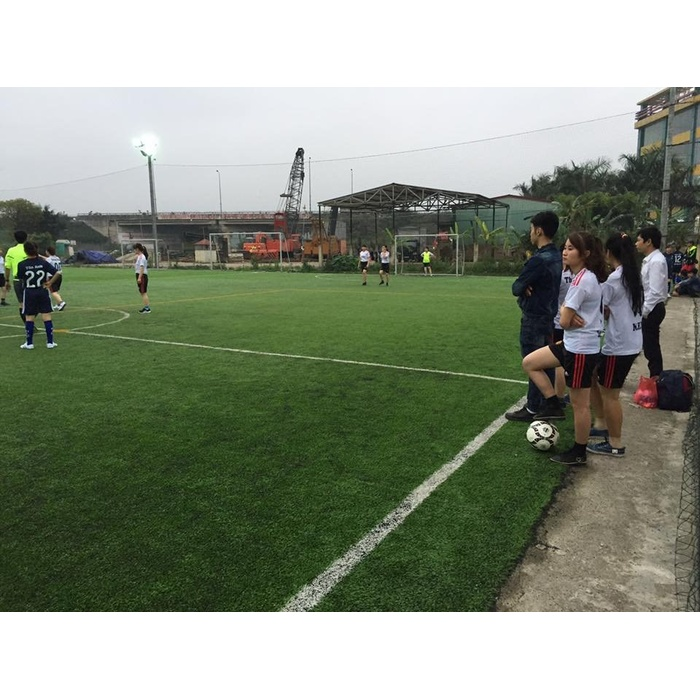 Sân bóng đá Bình Minh - Minh Phong