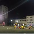 Sân bóng đá trường học viện Nhạc Họa Trung Ương
