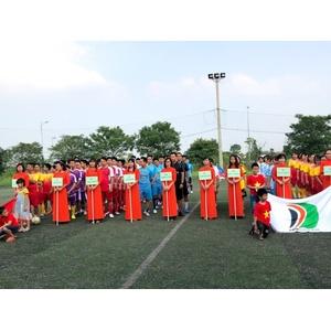 Sân bóng đá Tiền Phong Cienco 5