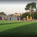 Sân bóng đá học viên Nông Nghiệp