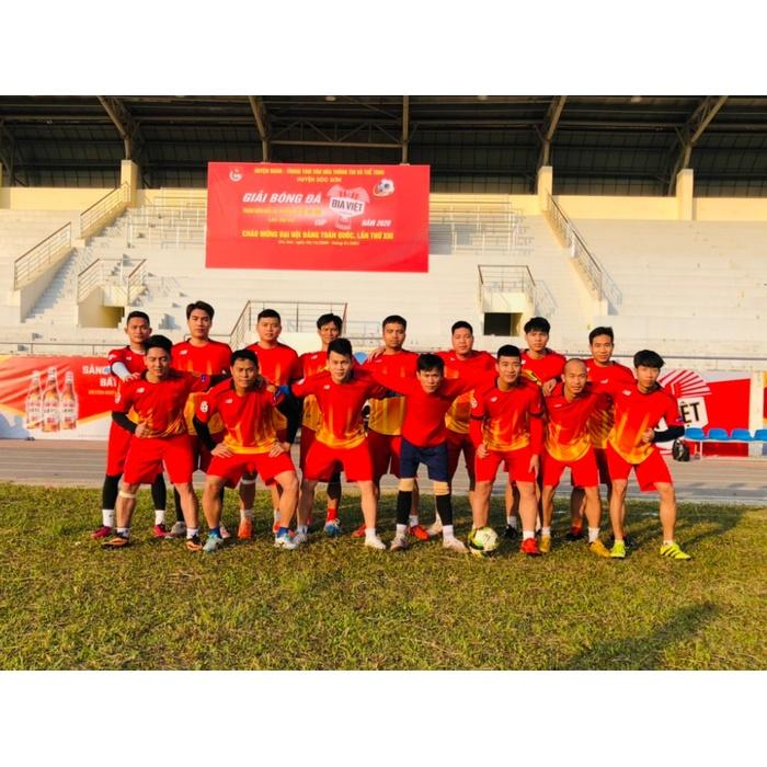 Sân bóng đá Thị trấn Sóc Sơn