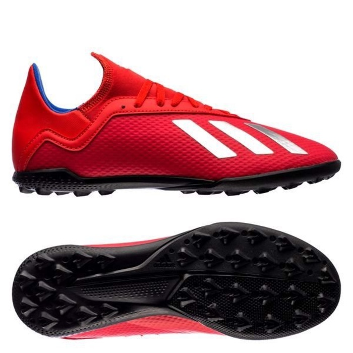 Adidas X Tango 18.3 TF Exhibit - Action Red