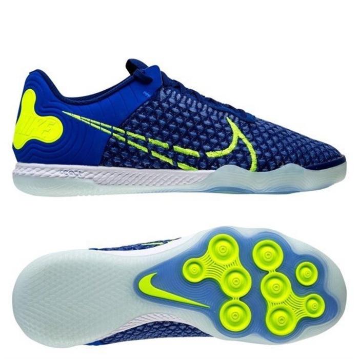 Nike React Gato IC Skycourt - Racer Blue/Volt/Deep Royal Blue