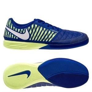 Nike Lunargato II IC Skycourt - Hyper Blue