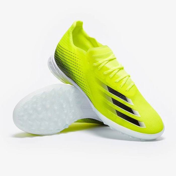 Adidas X Ghosted .3 TF Superlative - Solar Yellow