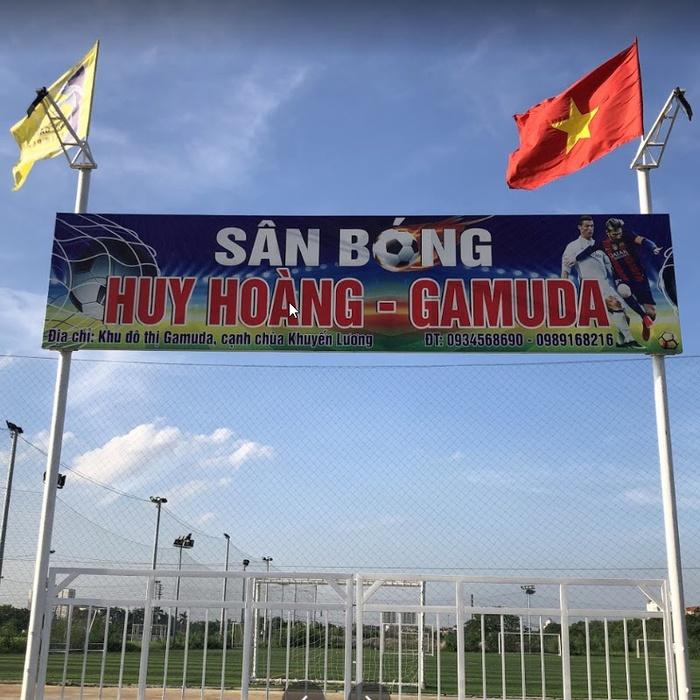Sân bóng Gamuda - Huy Hoàng