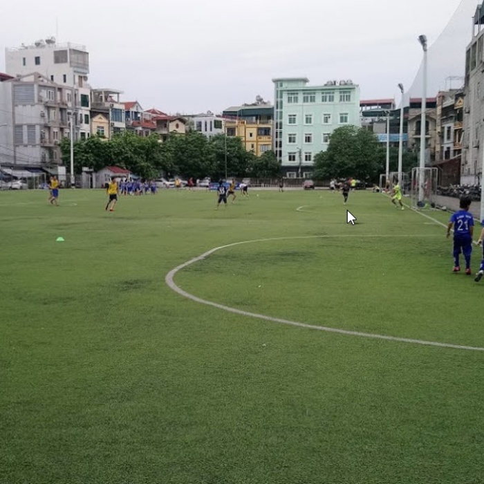 Sân bóng Minh Kiệt 104 Nguyễn An Ninh
