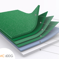 Thảm sân cầu lông Tinsue BMC 600G