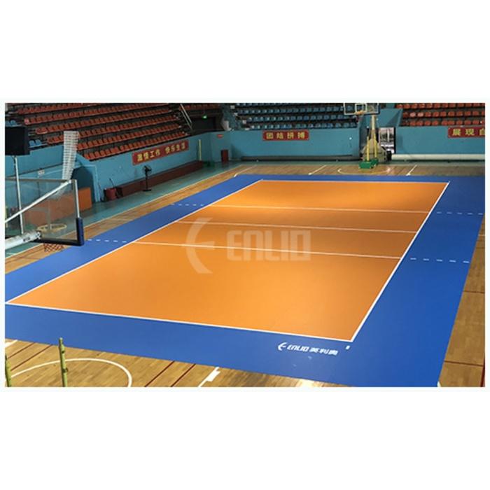 Thảm sân bóng chuyền Enlio A-49145