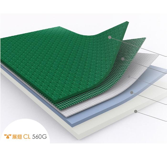 Thảm sân cầu lông Tinsue CL 560G