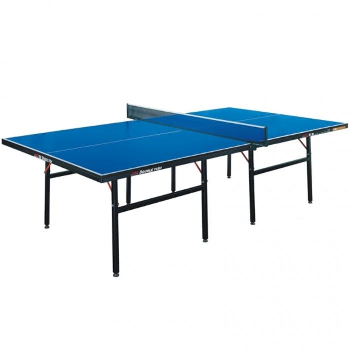 Giá Thấp Single Folding Bảng Tennis Bảng Cho Đào Tạo Và Giải Trí 533