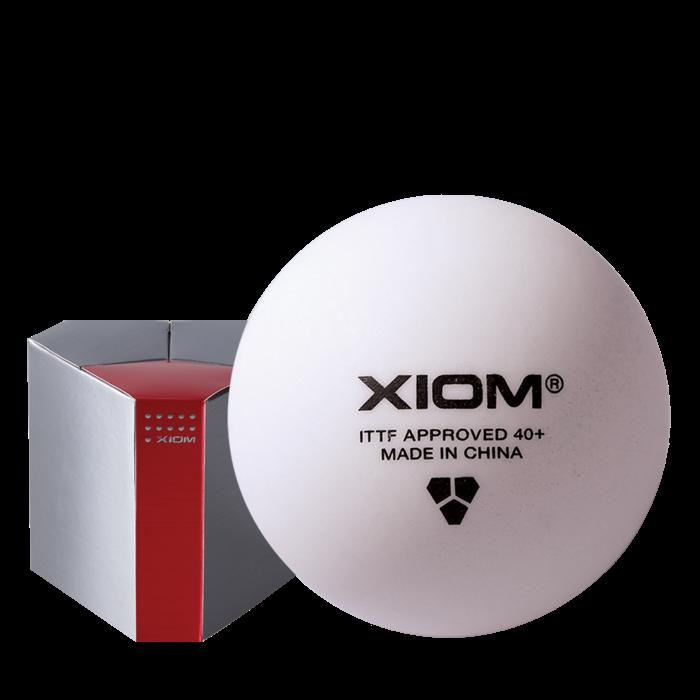 Quả bóng bàn XIOM Seamless ( 6 quả )