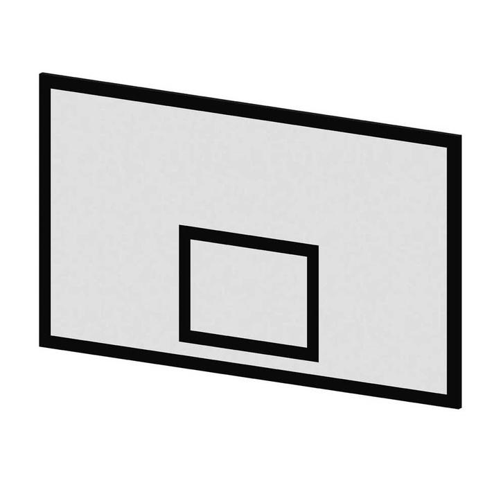 BẢNG RỔ THI ĐẤU COMPOSITE, 1.05M X 1.8M