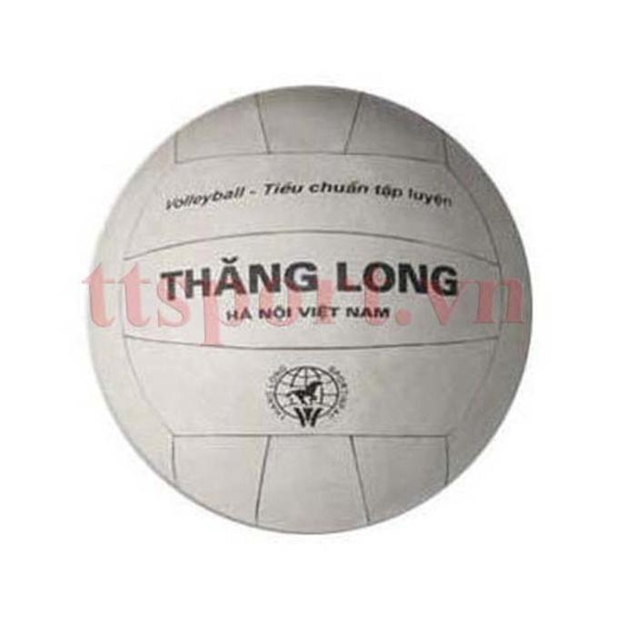 Bóng chuyền Thăng Long da mộc