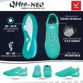 Giày bóng đá WIKA QH19-NEO màu xanh ngọc