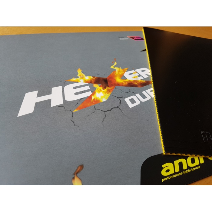 Mặt vợt Andro Hexer Duro