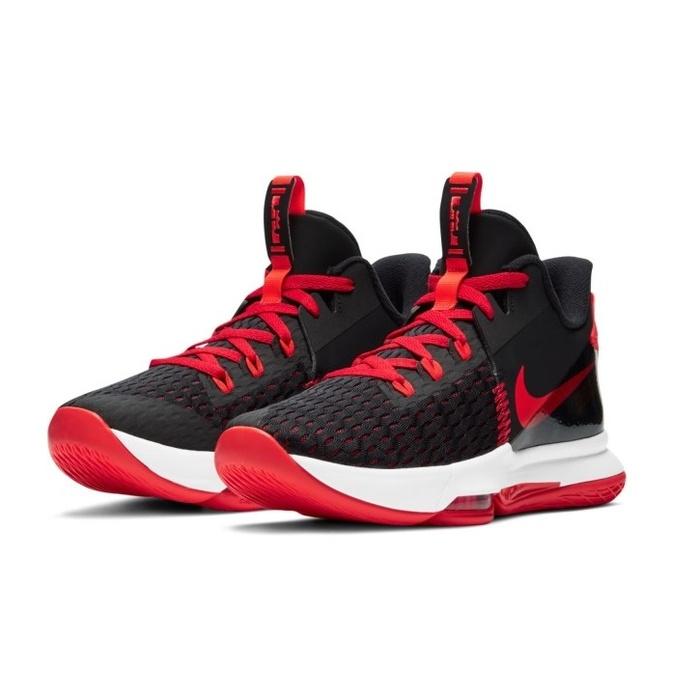 Giày bóng rổ Nike Lebron Witness V Bred