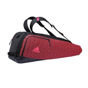 Túi vợt cầu lông Adidas 360 B7 9 Racket đỏ
