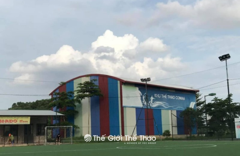 Sân bóng nhân tạo COMA 6