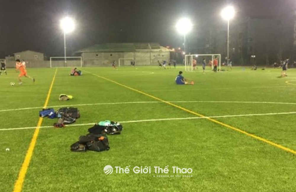 Sân bóng đá Cường Quốc 2