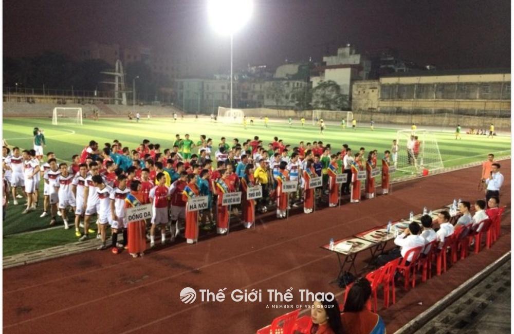 Sân bóng đá C500 Học Viên An Ninh - Hà Đông