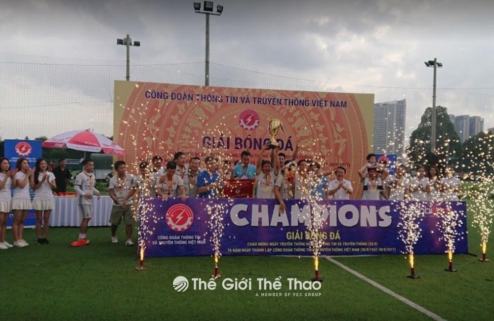 Sân bóng Thành Lâm 3