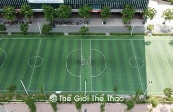 Sân bóng 60 Hoàng Quốc Việt - Cầu Giấy
