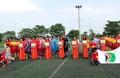 Sân bóng đá Tiền Phong Cienco 5 - Mê Linh Hà Nội