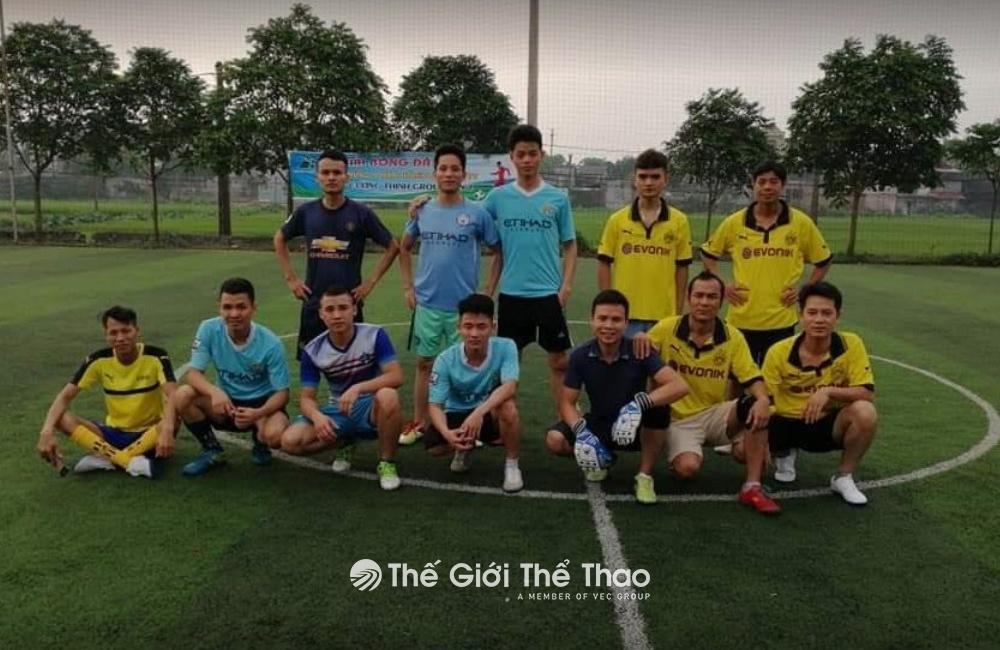 Sân bóng Thuận Phát - Sóc Sơn
