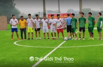 Sân bóng đá Nhật Anh - Sóc Sơn