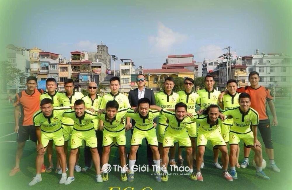 Sân bóng đá HMFC - Phúc Thọ Hà Nội