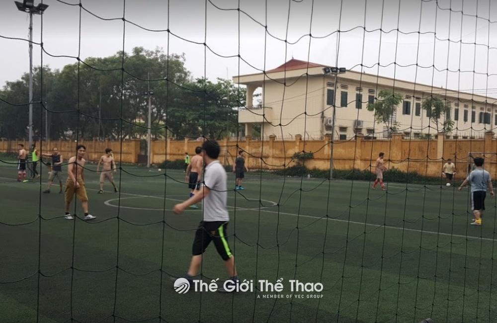 Sân bóng đá Ngọc Anh
