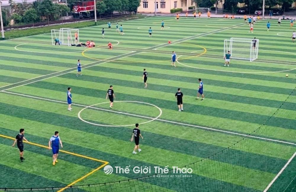 Sân bóng Tùng Dương - Phúc Thọ Hà Nội