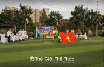 Sân bóng đá Bình Minh - Tân Lập Đan Phượng