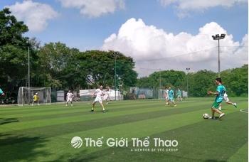 Sân bóng đá Môi Trường - Bồ Đề Long Biên