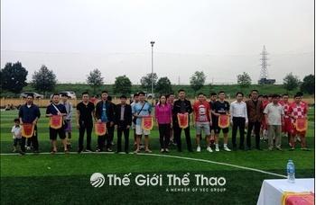 Sân bóng đá Song Phượng - Đan Phượng Hà Nội