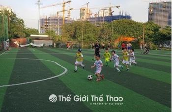 Sân bóng Đại học FPT - Thạch Thất Hà Nội