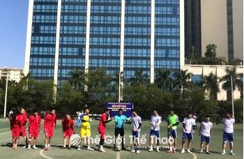 Sân bóng Phương Nam - Thạch Thất Hà Nôi
